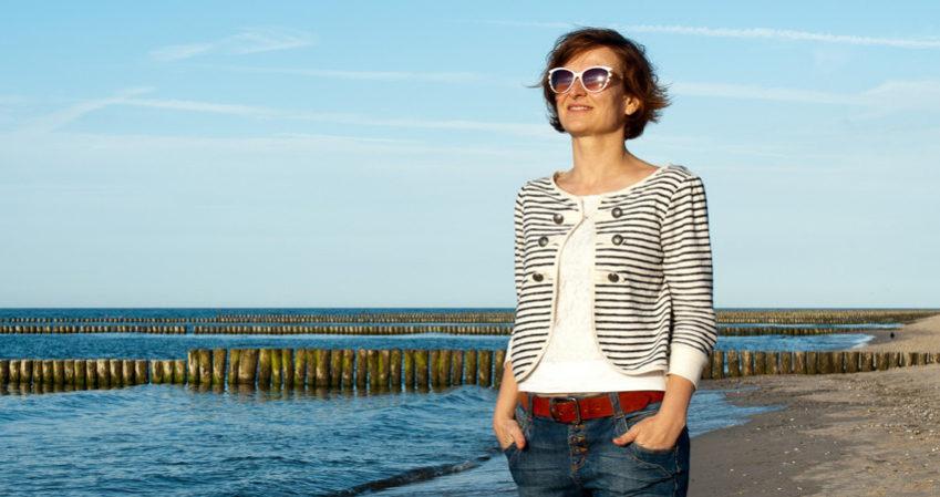 Ahoi! Lebenskleidung für den Strand