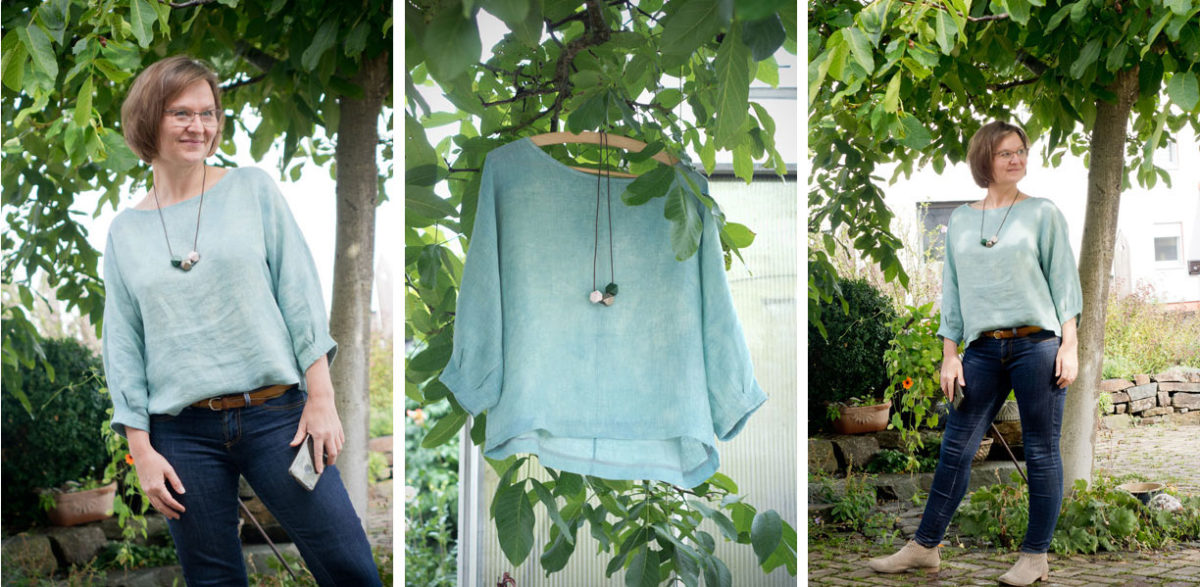 Upcycling Stories #10 – Green Fashion mit Indigo
