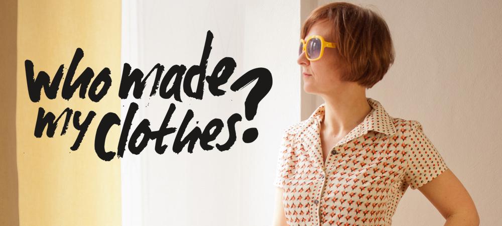 #fashionrevolutionweek – Vintage & Second Hand Kleider