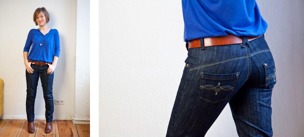 Meine perfekte Jeans